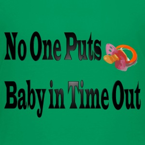 Baby in Time Out - Kids' Premium T-Shirt