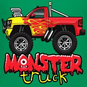 Cartoon Monster 2 - Kids' Premium T-Shirt