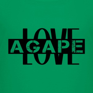 Agape LOVE - Kids' Premium T-Shirt