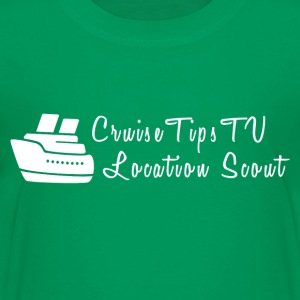 Location Scout Cruise Design - Kids' Premium T-Shirt