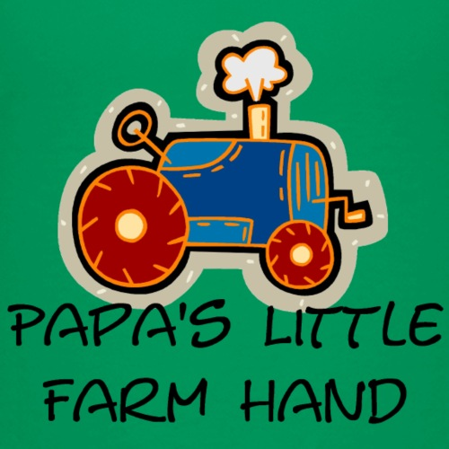 Papa's Little Farm Hand Gifts - Kids' Premium T-Shirt