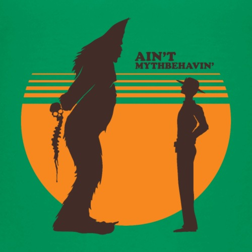 Bigfoot: Ain't Mythbehavin' - Kids' Premium T-Shirt