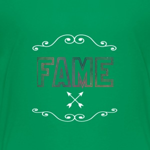 Don't blame, its fame - Kids' Premium T-Shirt