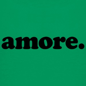 Amore - Fun Design (Black Letters) - Kids' Premium T-Shirt