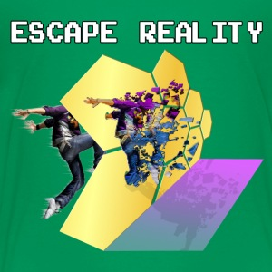 Escape Reality - Kids' Premium T-Shirt
