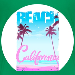 beach-California - Kids' Premium T-Shirt
