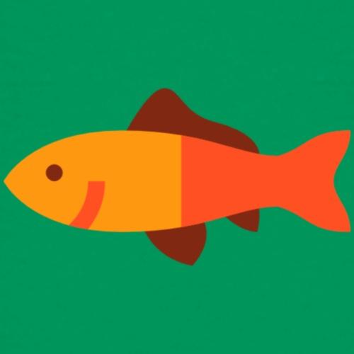 Goldfishin - Kids' Premium T-Shirt