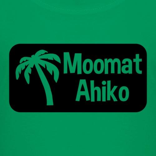 Moomat Ahiko retro black - Kids' Premium T-Shirt