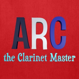 ARC the Clarinet Master - Tote Bag