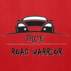 True Road Warrior - Tote Bag