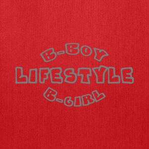 B-Boy & B-Girl - Tote Bag