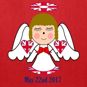 In Memory of Manchester Victims 5-22-17 (memorial) - Tote Bag
