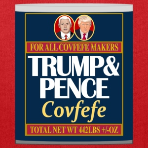 Trump's Covfefe In A Can - Tote Bag