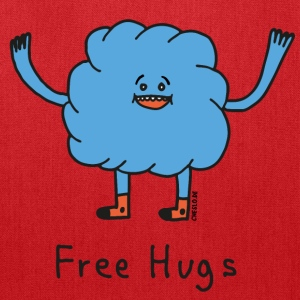 Free Hugs by Cheslo - Tote Bag