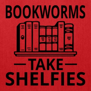 Bookworms Take Shelfies - Tote Bag