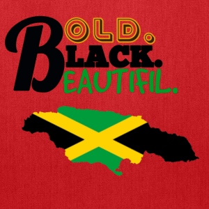 BOLD BLACK BEAUTIFUL JAMAICA - Tote Bag