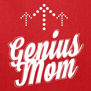 Genious Mom - Tote Bag