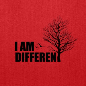I am Different - Tote Bag