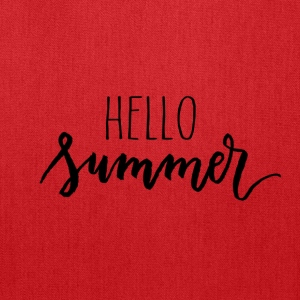hello summer - Tote Bag