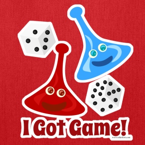 I Got Game - Tote Bag