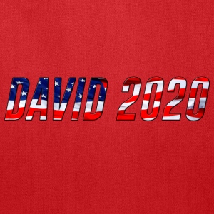 DAVID 2020 USA - Tote Bag