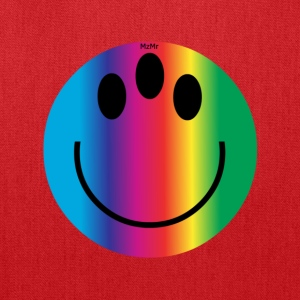rainbow smiley - Tote Bag