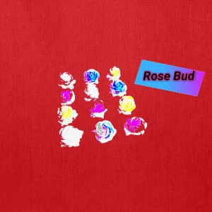 Rose Bud - Tote Bag
