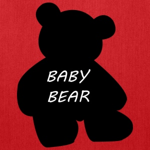 Baby Bear - Tote Bag