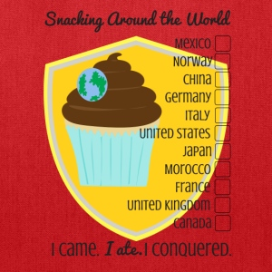 Snacking Around the World - Tote Bag
