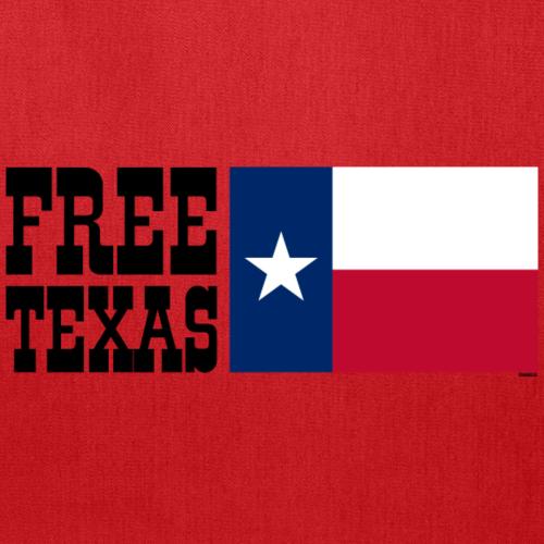 Free Texas - Tote Bag