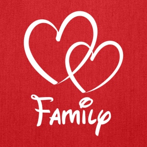 Heart Family - Tote Bag