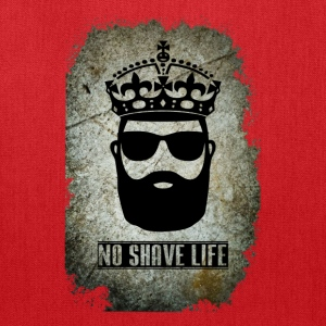 No Shave Life Beard - Tote Bag