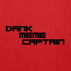 Dank Meme Captain - Tote Bag