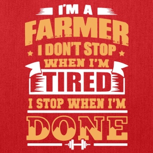 Farmer Tee Shirts - Tote Bag
