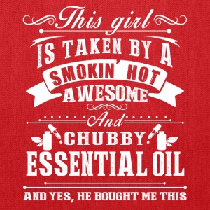 Smokin Hot Awesome Essential Oil Tee Shirt - Tote Bag