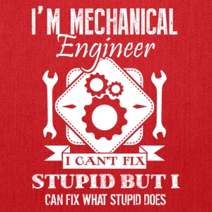 Mechanical Engineer Shirt - Tote Bag
