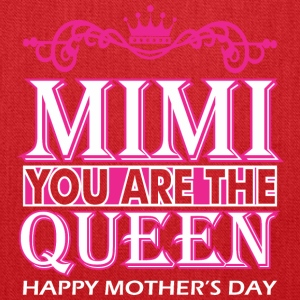 Mimi You Are The Queen Happy Mothers Day - Tote Bag