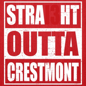 Straight outta crestmont - Tote Bag