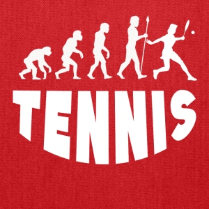 Tennis Evolution - Tote Bag