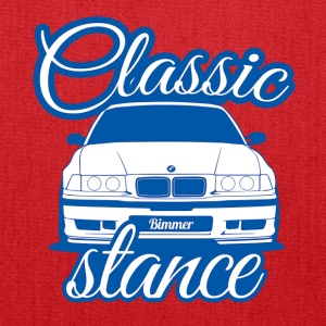 bmw classic stance - Tote Bag