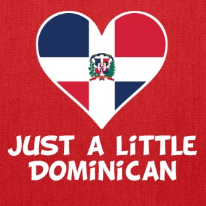 Just A Little Dominican - Tote Bag
