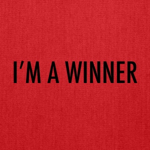 im a winner - Tote Bag