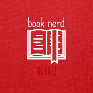 Book nerd alert - Tote Bag