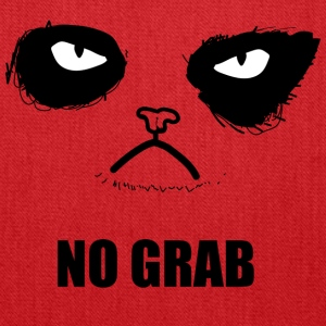 no grab - Tote Bag