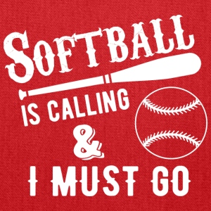 softball is calling - Tote Bag