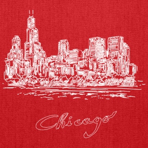 Chicago City - United States - Tote Bag
