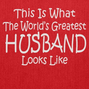 Worlds Greatest HUSBAND - Tote Bag