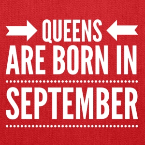 Queens Born September - Tote Bag