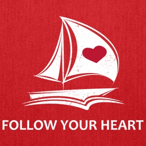 Follow Your Heart - Tote Bag