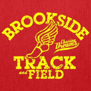 Brookside Track and Field - Tote Bag